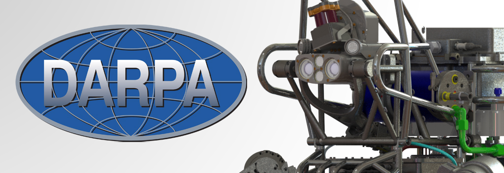 DARPA Atlas : The Robots are Coming