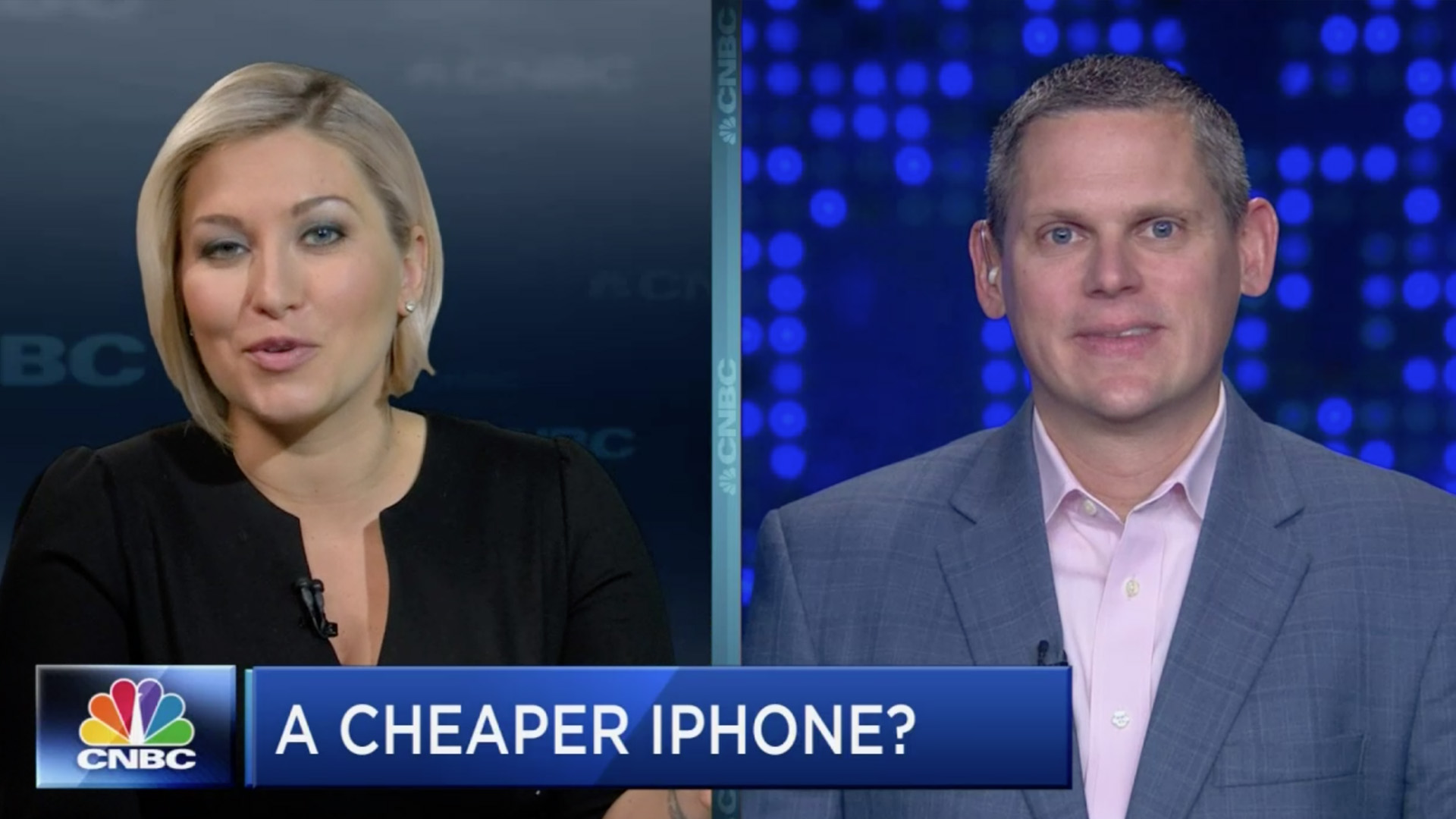 A Cheaper iPhone