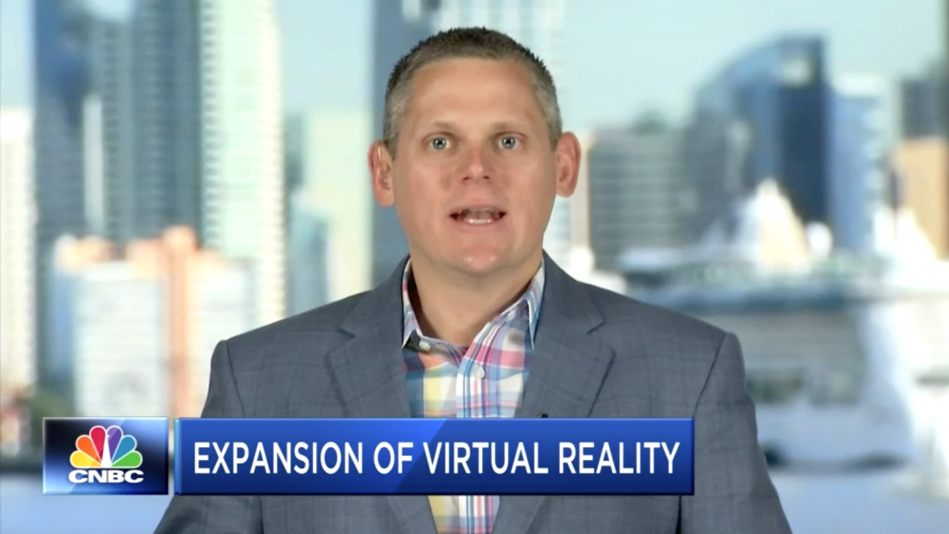 Virtual Reality to Become $80B Industry