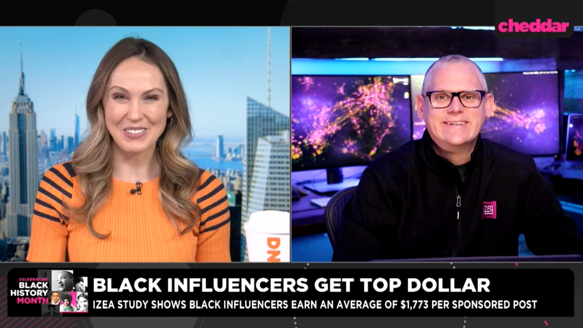 Black Influencers Earned Top Dollar in 2020 for Sponsored Posts